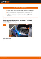 Reparatur- und Wartungsanleitung für Peugeot 206 Limousine