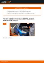 Tipps von Automechanikern zum Wechsel von PEUGEOT Peugeot 206 cc 2d 2.0 S16 Stoßdämpfer