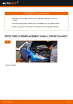 Instructions gratuites en ligne sur comment rénover Filtre à Huile PEUGEOT 206 CC (2D)