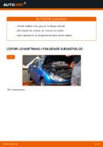 Instruktionsbog PEUGEOT gratis