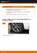 Tutorial paso a paso en PDF sobre el cambio de Bieletas de Suspensión en VW GOLF