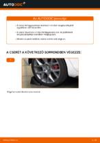 Tanulja meg hogyan oldja meg az VW első Lengéscsillapító problémáját