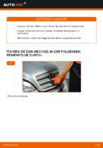 Wie Motorölfilter MERCEDES-BENZ M-CLASS tauschen und einstellen: PDF-Tutorial