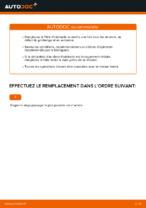 Changement Filtre climatisation MERCEDES-BENZ M-CLASS : tutoriel en ligne