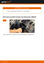 Instalação Escovas de para brisa VW TOURAN (1T3) - tutorial passo-a-passo