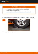 Quand changer Bras oscillant de suspension RENAULT TWINGO I (C06_) : manuel pdf