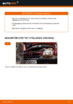 Verkstadshandbok för Renault Twingo 1 Skåpbil