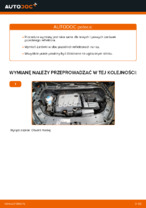 Jak wymienić żarówkę przedniego reflektora w VOLKSWAGENIE TOURANIE I (1T3)