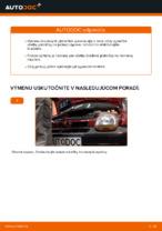 Krok za krokom příručka na opravu Renault Twingo 1 Van