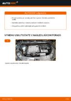 Ako vymeniť žiarovku hlavného svetla na VOLKSWAGEN TOURAN I (1T3)