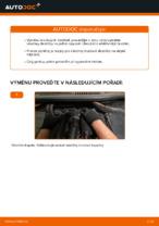 Jak vyměnit přední a zadní Brzdové Destičky VW udělej si sám - online návody pdf