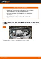 Πώς θα αντικαταστήσετε λαμπτήρα προβολέα σε VOLKSWAGEN TOURAN I (1T3)