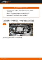 VOLKSWAGEN TOURAN I (1T3) fényszóró izzó csere