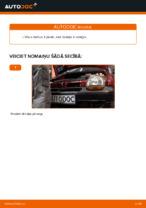 Automehāniķu ieteikumi RENAULT Twingo c06 1.2 16V Stūres šķērsstiepņa uzgalis nomaiņai