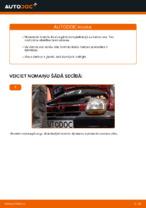 RENAULT TWINGO Bremžu uzlikas maiņa: bezmaksas pdf