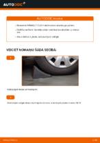 RENAULT CLIO darbnīcas rokasgrāmata