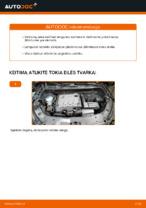 PDF Instrukcija remonto auto dalys: VW PASSAT Variant (3B5)
