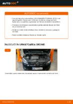 Schimbare Disc frana VW TOURAN: manual de intretinere si reparatii