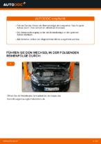 Wie Sie die vorderen Bremsbeläge am VOLKSWAGEN TOURAN I (1T3) ersetzen