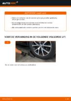 Chassisveer vervangen VW TOURAN: gratis pdf