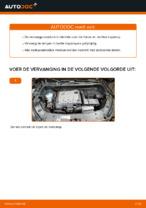 Hoe een koplamp vervangen in een VOLKSWAGEN TOURAN I (1T3)