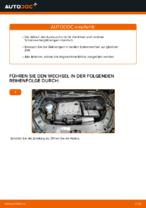 Wie Sie die Scheinwerferglühlampe bei einem VOLKSWAGEN TOURAN I (1T3) erneuern