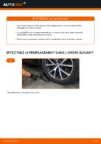Comment remplacer les ressorts de suspension avant sur une VOLKSWAGEN TOURAN I (1T3)