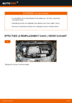 Remplacement Ampoule projecteur principal VW TOURAN : instructions pdf