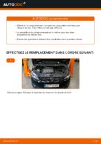 Comment remplacer les plaquettes de frein à disque avant sur une VOLKSWAGEN TOURAN I (1T3)