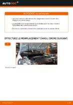 Comment remplacer les ressorts de suspension avant sur une VOLKSWAGEN GOLF VI (5K1)