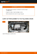 PDF Repair tutorial of car spares: VW POLO (9N_)