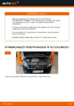 Montaż Tarcze hamulcowe VW TOURAN (1T3) - przewodnik krok po kroku