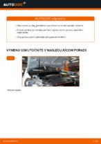 Ako vymeniť pružiny predného zavesenia kolies na VOLKSWAGEN GOLF VI (5K1)