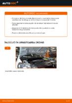 Cum se înlocuiește rulmentul de sarcină al amortizorului din față la autovehiculul VOLKSWAGEN GOLF VI (5K1)