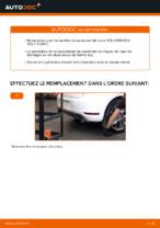 Comment remplacer le palier de moyeu arrière sur une VOLKSWAGEN GOLF VI (5K1)