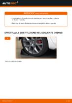 Montaggio Braccetto oscillante VW GOLF VI (5K1) - video gratuito