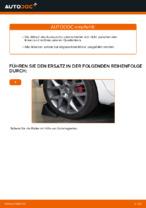 DIY-Leitfaden zum Wechsel von Längslenker beim VW GOLF VI (5K1)