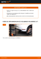 Hoe Wiellagerset vervangen en installeren VW GOLF: pdf tutorial