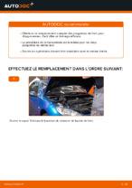 Remplacement plaquette de frein PEUGEOT 206 : pdf gratuit