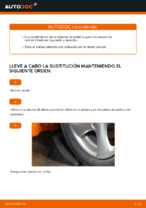 PEUGEOT 206 manual de solución de problemas