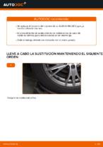 Guía de reparación paso a paso para Audi A4 B6 Avant