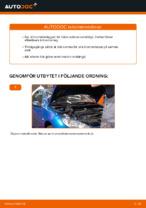 PDF Manual för reparation av reservdelar bil: PEUGEOT 406 Break (8E/F)