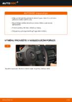 Manuální PDF pro údržbu GOLF