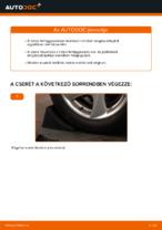 Fedezze fel az PEUGEOT első Lengéscsillapító probléma elhárításának részletes bemutatóját