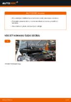 VW GOLF darbnīcas rokasgrāmata
