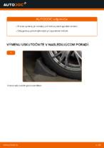 Ako vymeniť spodné rameno predného nezávislého zavesenia kolies na AUDI A4 B6 (8E5)