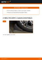 Jak vyměnit spodní rameno předního nezávislého zavěšení kol na AUDI A4 B6 (8E5)