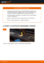 Audi A4 b7 javítási és karbantartási útmutató
