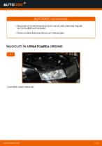 Cum se înlocuiește filtrul de combustibil al automobilului AUDI A4 B6 (8E5)
