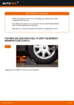 Auswechseln Fahrwerksfedern MINI MINI: PDF kostenlos